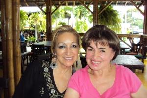 Gloria&Mom